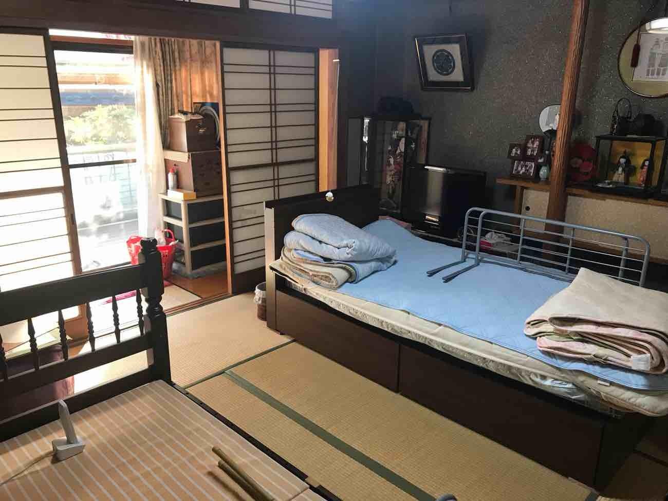 和室を畳からフローリングにリフォーム